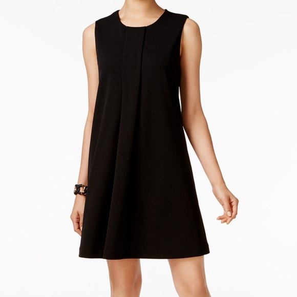 Alfani Dresses Black Shift Dress Size 6 M Sleeveless Nwt Poshmark